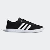 Adidas QT VULC 2.0 W [DB0152] 女鞋 運動 休閒 慢跑 簡約 帆布 透氣 穿搭 愛迪達 黑白