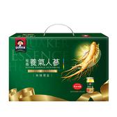 桂格無糖養氣人蔘禮盒12入【愛買】