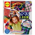 【美國ALEX】彩色套圈織布機 加贈:補充組
