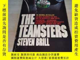 二手書博民逛書店the罕見teamstersY211464 Steven brill pocket nonfic 出版197
