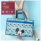 旅行袋-迪士尼探索童趣米奇輕旅系列大款旅行袋-單1款-A13130077-天藍小舖