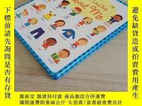 二手書博民逛書店紙板書罕見My First Word Book About Me 我的第一本單詞書Y312914 Caroli