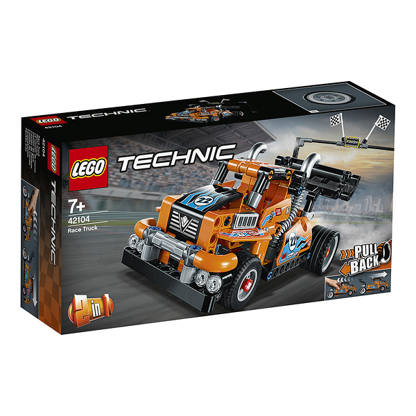 樂高積木 LEGO《 LT42104》科技 Technic 系列 - Race Truck╭★ JOYBUS玩具百貨