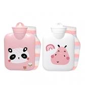 【超人百貨】KINYO 冷暖兩用 水袋 熊貓 河馬 WB9018 熱水袋 冷水袋 PP耐熱瓶口 安全環保重複使用
