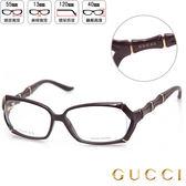 GUCCI 時尚光學眼鏡  GG 3519-6Q7-無盒
