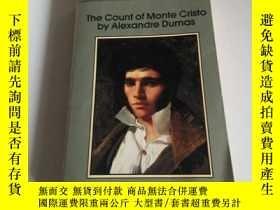 二手書博民逛書店the罕見count of monte cristo by Al