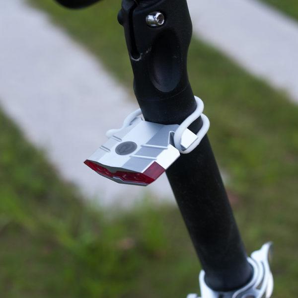 自行車USB可充電尾燈