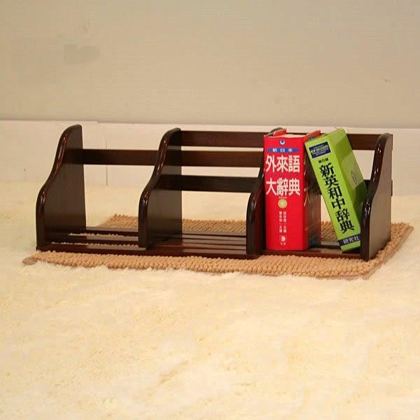 ONE HOUSE-DIY-伸縮書架/置物架/桌上型書架/書櫃