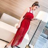 泳衣(三件套)-韓版純色時尚優雅女比基尼2色73rz37[時尚巴黎]