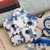 陶笛 中音C調環保塑膠海星陶笛初學六孔AC陶笛之星TA1054『寶貝兒童裝』