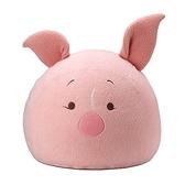HOLA 迪士尼系列雲朵絨懶骨頭-小豬