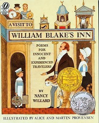 (二手書)Visit to William Blake's Inn: Poems for Innocent and Experienced Travelers (1982 Newbery Medal Book)