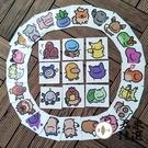 一份30張紋身貼寵物小精靈可愛兒童卡通防水女男【君來佳選】