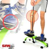 江南Style扶手踏步機(結合跳繩彈跳床)全能活氧美腿機.騎馬舞機推薦【山司伯特】