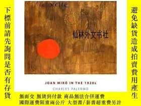 二手書博民逛書店【罕見】 Fixed Ecstasy: Joan Miro in the 1920sY27248 Charle