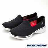 SKECHERS (女) 健走系列 Go Walk 4 - 14900BKW