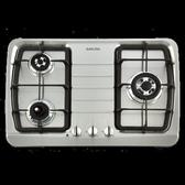 【系統家具】櫻花 SAKURA G-2830KS三口防乾燒節能檯面爐