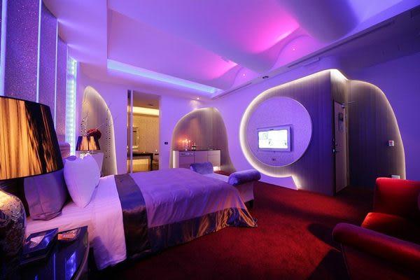 台中杜拜風情時尚旅館-E房型住宿券