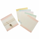 泰和宣 手染和紙系列 BC-1364 手工原色和紙大卡 5張 / 包