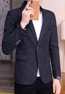 休閑西裝男商務韓版2020小西服上衣帥氣春裝外套潮流男裝搭配單西 艾麗花園