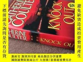 二手書博民逛書店Knock罕見Out: An FBI Thriller (英語
