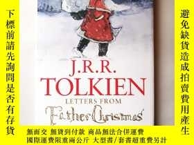 二手書博民逛書店letters罕見from father ChristmasY271071 J.R.R.Tolkien Har