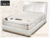 床墊 獨立筒 日式透氣三線3M防潑水3.5尺單人獨立筒床墊 / H&D東稻家居