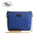 【正版授權】泰國Bliss BKK包 質感菱格藍 4款背帶可選 現貨供應中