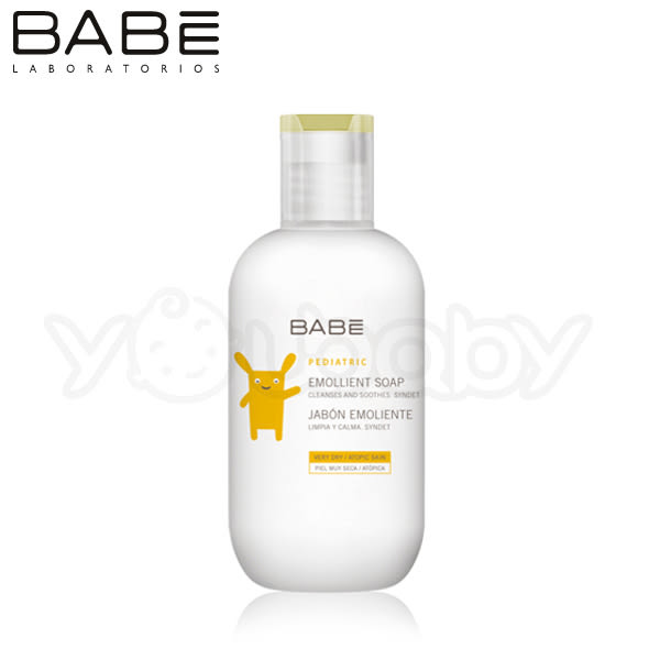 BABE Laboratorios 潤膚液體皂 200ml