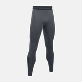 UA HG Coolswitch [1271331-090] 男 強力 伸縮型 緊身褲 運動 跑步 訓練 涼爽 舒適 灰