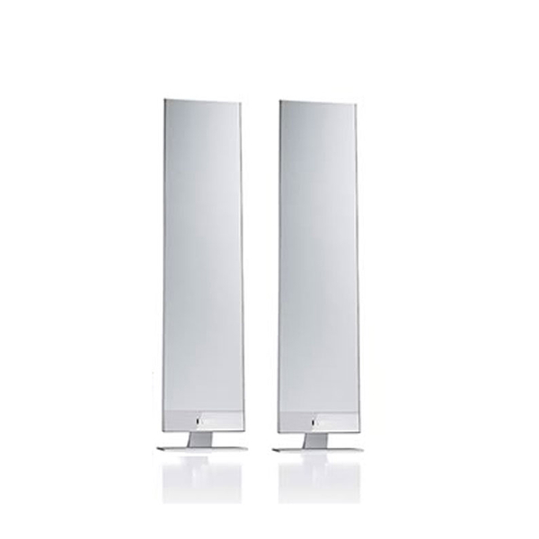 《名展音響》全新公司貨 英國KEF T301 白色 (一對)衛星揚聲器 ~薄型低音單體加強更震撼的低頻效果