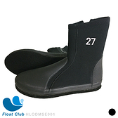 【GS晉伸】5mm Neoprene 溯溪鞋 毛氈底靴 溯溪 岩石 潛水 長筒防滑鞋 拉鍊防滑鞋