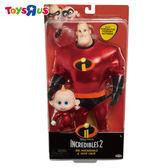 玩具反斗城 超人特攻隊2-11吋超能先生與小傑可動娃娃