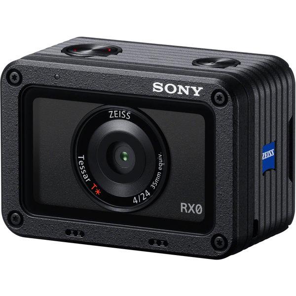 【震博】Sony RX0 (分期0利率;台灣索尼公司貨)送BJ1原廠電池、真皮相機掛繩祖、Sony旅行收納包