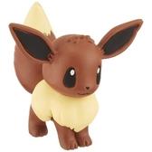 〔小禮堂〕神奇寶貝Pokémon 伊布 迷你塑膠公仔玩具《棕》寶可夢公仔.模型 4904810-96846