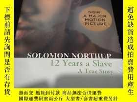 二手書博民逛書店12罕見Years a Slave:A True Story (Collins Classics,為奴十二載英文版