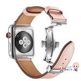 錶帶 i錶帶3原裝錶帶蘋果手錶帶男女潮4代3代2代1代通用iphone 潮新錶帶T 6色 雙12提前購