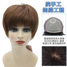 髮長約28公分瀏海長20-23公分 大面積超透氣MOMO網 100%頂級整頂真髮 【MR59】