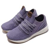New Balance 慢跑鞋 WCRZDLD2 B 紫 米白 避震中底 運動鞋 女鞋【PUMP306】 WCRZDLD2B