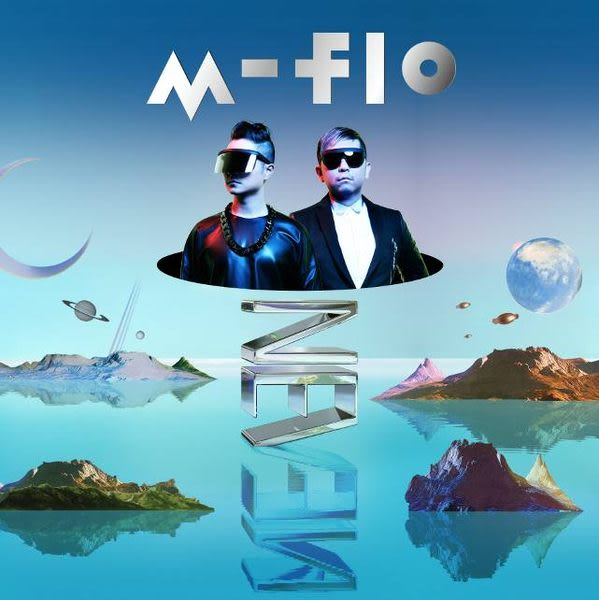 隕 浮流 第七地 CD  m-flo (音樂影片購)