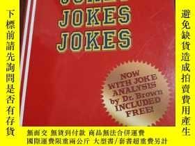 二手書博民逛書店NATIONAL罕見LAMPOON JOKES JOKES JO