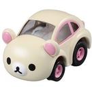 【震撼精品百貨】Rilakkuma San-X 拉拉熊懶懶熊~TOMICA 阿Q迴力車-牛奶妹#83071