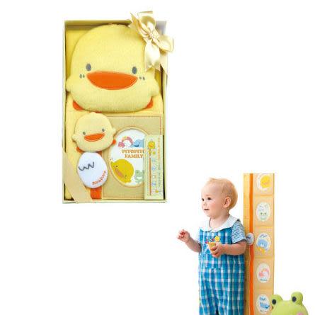 【奇買親子購物網】黃色小鴨 PiYO PiYO 成長身高尺