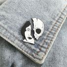 胸針衣服小徽章飾品骷髏別針