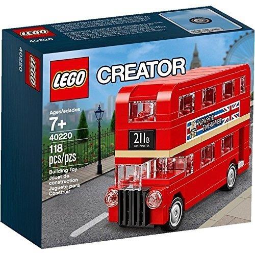LEGO 樂高 Creator Double Decker London Bus 40220