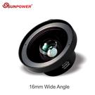 【EC數位】SUNPOWER ULTRA HD 16mm 超廣角微距   手機專業鏡頭 4K超高清 零變形