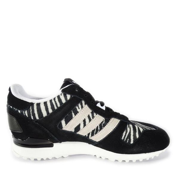 Adidas ZX 700 [B34331] 男鞋 運動 休閒 潮流 黑 白 斑馬 愛迪達