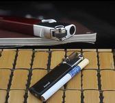 打火機 打火機 直沖防風打火機創意新品砂輪藍火個性免費刻字 莎瓦迪卡