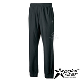 PolarStar 女 排汗四彈束口休閒褲『黑』P21338 戶外 休閒 登山 露營 運動褲 釣魚褲