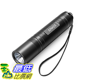 [106美國直購] Anker LC40 LED Flashlight Pocket-Sized LED Torch Bright 400 Lumens CREE LED 手電筒